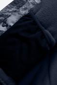 Оптом Горнолыжный костюм для мальчика Valianly серого цвета 9021Sr, фото 8