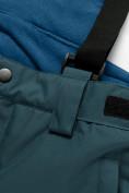 Оптом Горнолыжный костюм для девочки Valianly бирюзового цвета 9022Br, фото 19