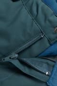 Оптом Горнолыжный костюм для девочки Valianly бирюзового цвета 9022Br, фото 20
