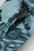 Оптом Горнолыжный костюм для девочки Valianly бирюзового цвета 9022Br, фото 11
