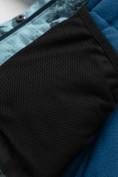Оптом Горнолыжный костюм для девочки Valianly бирюзового цвета 9022Br, фото 14