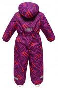 Оптом Комбинезон Valianly детский фиолетового цвета 9026F, фото 2