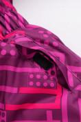 Оптом Комбинезон Valianly детский фиолетового цвета 9026F, фото 7