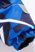 Оптом Комбинезон Valianly детский синего цвета 9027S, фото 9