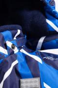 Оптом Комбинезон Valianly детский синего цвета 9027S, фото 5