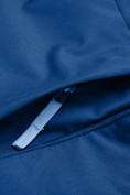 Оптом Парка зимняя для мальчика Valianly синего цвета 9041S, фото 14