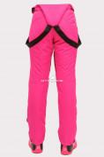 Оптом Брюки горнолыжные женские розового цвета 905R в  Красноярске, фото 6