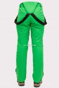 Оптом Брюки горнолыжные женские зеленого цвета 905Z, фото 6
