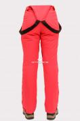 Оптом Брюки горнолыжные женские малинового цвета 905M в Екатеринбурге, фото 6