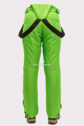 Оптом Брюки горнолыжные женские салатового цвета 905Sl в Волгоградке, фото 6