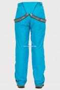 Оптом Брюки горнолыжные женские голубого цвета 906Gl в Екатеринбурге, фото 6