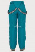 Оптом Брюки горнолыжные женские темно-зеленого цвета 906TZ в Казани, фото 7
