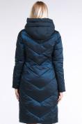 Оптом Куртка зимняя женская классическая темно-зеленого цвета 9102_03TZ в Екатеринбурге, фото 5