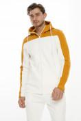 Оптом Спортивный костюм трикотажный белого цвета 9122Bl, фото 8
