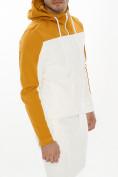Оптом Спортивный костюм трикотажный белого цвета 9122Bl, фото 13
