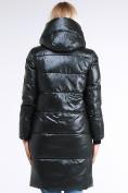Оптом Куртка зимняя женская молодежная темно-зеленого цвета 9179_13TZ в  Красноярске, фото 5