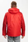 Оптом Куртка демисезонная 3 в 1красного цвета 93213Kr в Екатеринбурге, фото 14