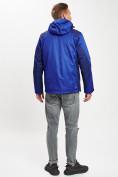 Оптом Куртка демисезонная 3 в 1 синего цвета 93213S в Екатеринбурге, фото 4