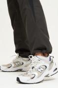 Оптом Спортивные брюки Valianly мужские цвета хаки 93230Kh в Екатеринбурге, фото 9