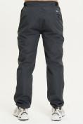 Оптом Спортивные брюки Valianly мужские темно-синего цвета 93230TS в Екатеринбурге, фото 4