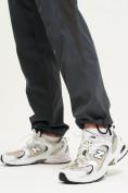 Оптом Спортивные брюки Valianly мужские темно-синего цвета 93230TS в Екатеринбурге, фото 7