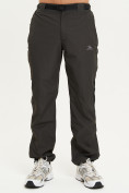 Оптом Спортивные брюки Valianly мужские цвета хаки 93230Kh в Екатеринбурге