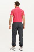 Оптом Спортивные брюки Valianly мужские темно-синего цвета 93231TS в Екатеринбурге, фото 11