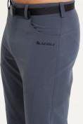 Оптом Спортивные брюки Valianly мужские темно-синего цвета 93434TS в Казани, фото 7
