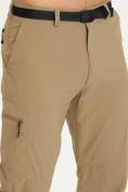 Оптом Спортивные брюки Valianly мужские бежевого цвета 93435B в Екатеринбурге, фото 6