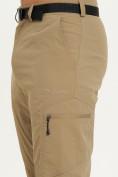 Оптом Спортивные брюки Valianly мужские бежевого цвета 93435B в Екатеринбурге, фото 7