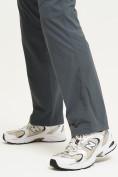 Оптом Спортивные брюки Valianly мужские темно-синего цвета 93435TS в Казани, фото 8