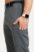 Оптом Спортивные брюки Valianly мужские темно-синего цвета 93435TS в Казани, фото 9