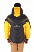 Оптом Куртка зимняя мужская черного цвета 9421Ch, фото 2