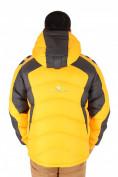 Оптом Куртка зимняя мужская желтого цвета 9439J в Екатеринбурге, фото 3