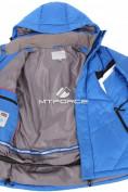 Оптом Куртка зимняя мужская горчичного цвета 9440G в Нижнем Новгороде, фото 4
