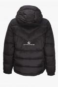 Оптом Куртка зимняя мужская черного цвета 9449Ch в Нижнем Новгороде, фото 3