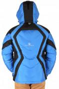 Оптом Куртка зимняя мужская синего цвета 9455S в Нижнем Новгороде, фото 3