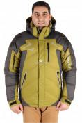 Интернет магазин MTFORCE.ru предлагает купить оптом куртка пуховик мужская болотного цвета 9683Bt по выгодной и доступной цене с доставкой по всей России и СНГ