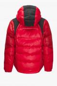 Оптом Куртка зимняя мужская красного цвета 9952Kr в Казани, фото 3