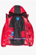 Оптом Куртка зимняя мужская красного цвета 9952Kr в Казани, фото 4