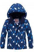Оптом Горнолыжный костюм детский темно-синего цвета 8911TS в Екатеринбурге, фото 2