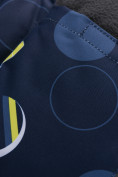 Оптом Горнолыжный костюм подростковый для мальчика темно-синего цвета 8915TS в Нижнем Новгороде, фото 12