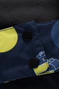 Оптом Горнолыжный костюм подростковый для мальчика темно-синего цвета 8915TS в Нижнем Новгороде, фото 13