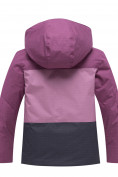 Оптом Горнолыжный костюм подростковый для девочки бирюзового цвета 8932Br в Казани, фото 3