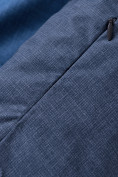 Оптом Горнолыжный костюм подростковый для мальчика синего 8929S в Екатеринбурге, фото 13