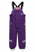 Оптом Горнолыжный костюм детский фиолетового цвета 8912F в  Красноярске, фото 4