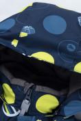 Оптом Комбинезон для мальчика зимний синего цвета 8905S в Екатеринбурге, фото 5