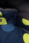 Оптом Комбинезон для мальчика зимний синего цвета 8905S в Екатеринбурге, фото 6