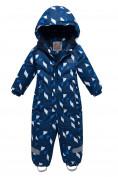 Оптом Комбинезон детский темно-синего цвета 8901TS в Екатеринбурге