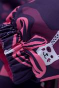 Оптом Горнолыжный костюм для ребенка фиолетового цвета 8928F, фото 11